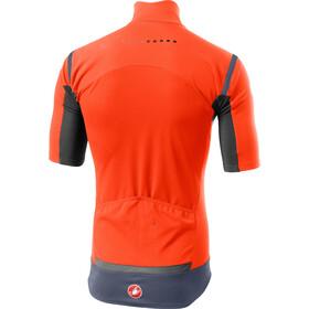Castelli Gabba Rain Or Shine Jacke Herren orange